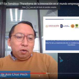 """PARTICIPACIÓN DEL ITSVA EN """"ECOCIENCIAS"""""""