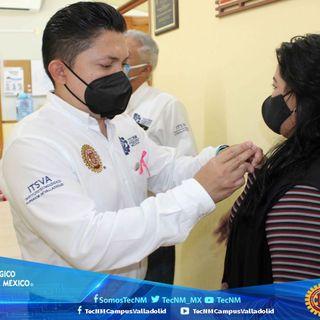 Sensibilización en el ITSVA para prevenir el cáncer de mama