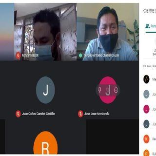 """Curso de """"Las Redes Sociales en las Empresas"""" a los artesanos de Valladolid."""