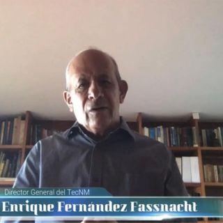 El director general del #TecNM envía mensaje de bienvenida