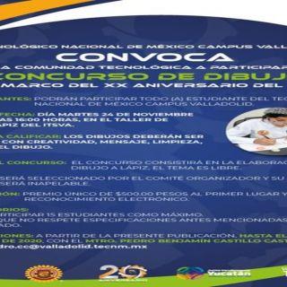 Convocatorias para concursos por el XX Aniversario