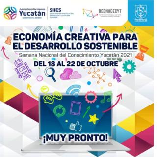 Semana Nacional del Conocimiento Yucatan 2021