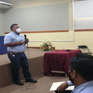 Reunión  informativa con el personal docente del ITSVA.