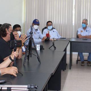 Rueda de prensa de la Semana Nacional del Conocimiento Yucatán 2021