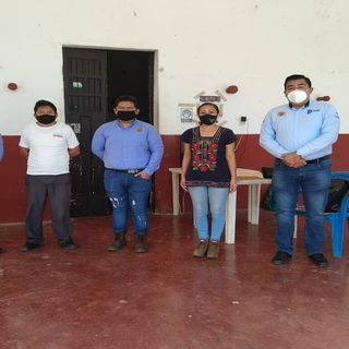Interesante curso impartieron los residentes del ITSVA a los artesanos de Ebtún.