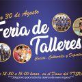 * Feria de Talleres en el Itsva, el próximo viernes 30