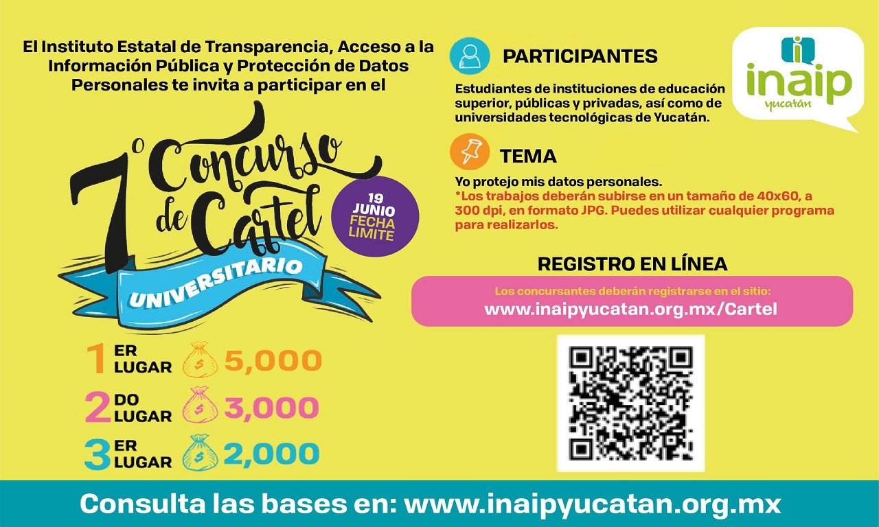 7o concurso de Cartel Universitario